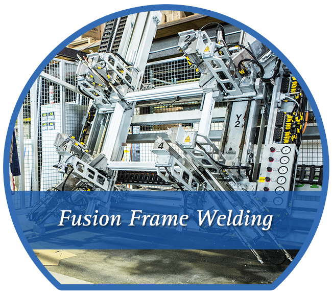 Windows Chicago Newtec Fusion Frame Welding