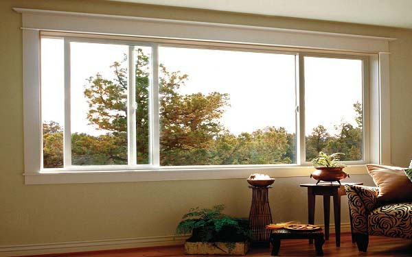 Residential Vinyl Slider Windows Image