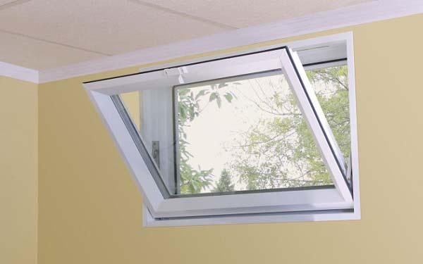 Commercial Vinyl Hopper Windows Image 1