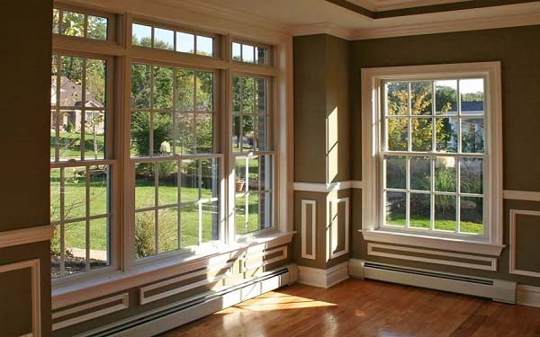 Residential Vinyl Double Hung Windows Newtec Windows