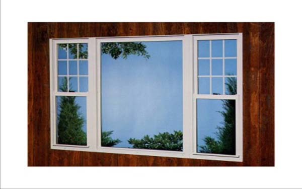 Commercial Vinyl Picture Windows Image