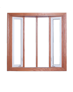 Residential Vinyl Bow Windows