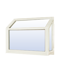 Residential Vinyl Garden Windows