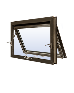 Commercial Aluminium Awning Windows - Newtec Windows