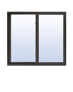Commercial Aluminum Slider Windows