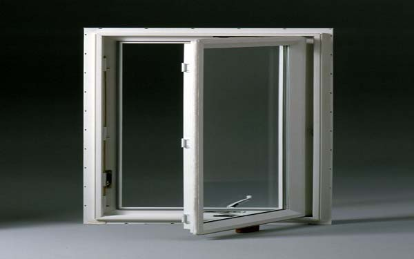 Commercial Vinyl Casement Windows Image