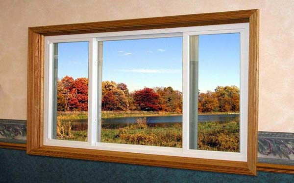 Commercial Vinyl Slider Windows Image