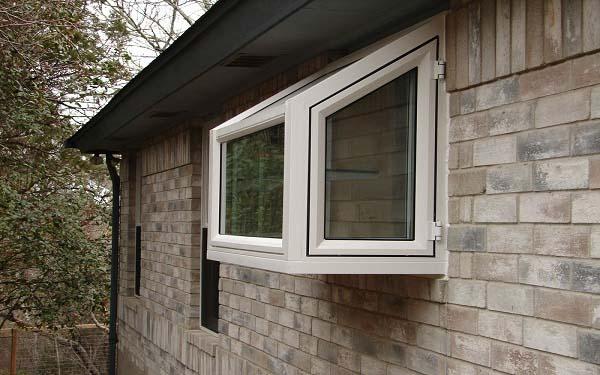 Residential Vinyl Garden Windows Image 1