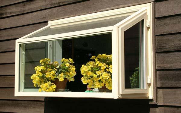 Residential Vinyl Garden Windows Image 2