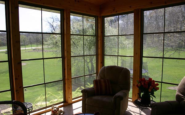 Residential Vinyl Picture Windows Image 2
