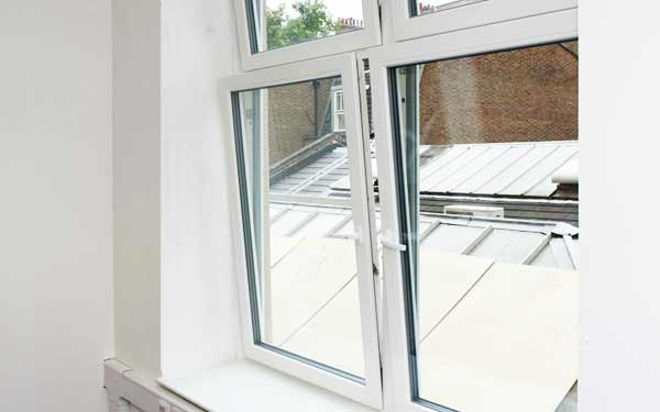 Commercial Vinyl Tilt Turn Windows Slide Two