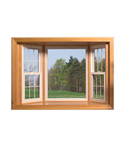 Residential Vinyl Bay Windows