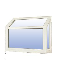 Residential Vinyl Garden Windows