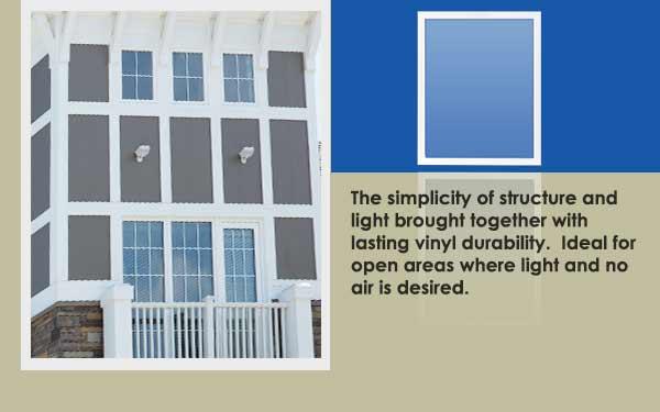 Residential Vinyl Casement Windows Slider Image Two