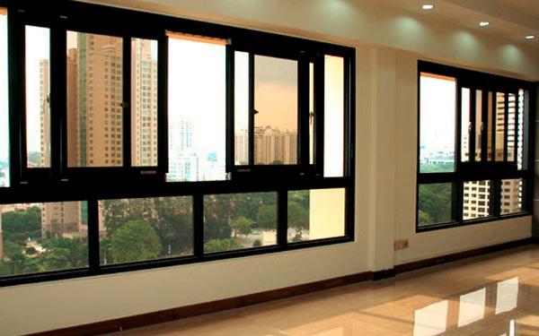 Commercial Aluminum Slider Windows
