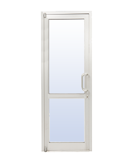 Commercial Aluminum Store Front Windows and Doors