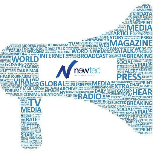 Newtec Media Icon