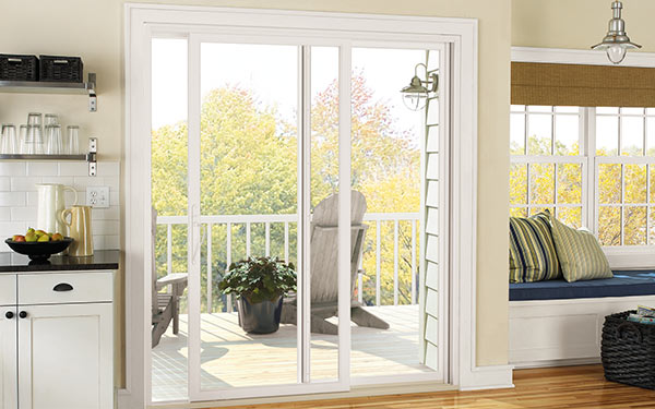 Vinyl Sliding Doors Newtec Windows