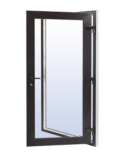 Residential Vinyl Swing Doors