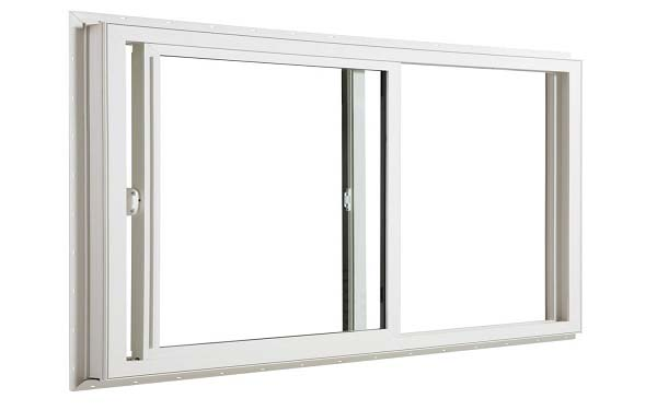 Commercial Vinyl Slider Windows Image 1