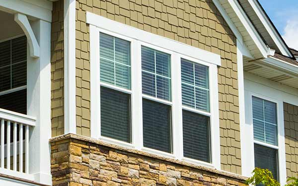 Commercial Vinyl Single Hung Windows