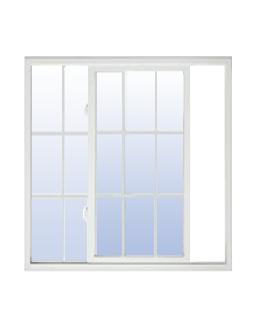 Commercial Vinyl Slider Windows